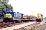CSX 5922 takes the weekend off